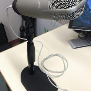 Microphones (UL)