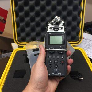 Audio Recorders (1stYr)